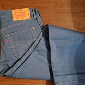 Levi's 501 Jean's 33x32